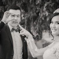 жених и невеста :: Hурсултан Ибраимов фотограф