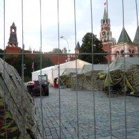 Москва готовиться к выборам :: Ольга Заметалова
