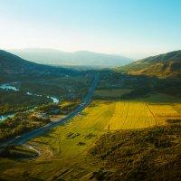 Долина, чудная долина... :: алексей афанасьев