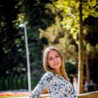 Оксана :: Анастасия Хорошилова
