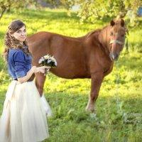 Летне-осенняя свадьба :: Анастасия Рябова