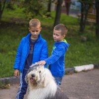детям нравится Маня :: Лариса Батурова