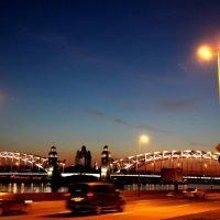 Мост Петра Великого. Питер :: Наталья