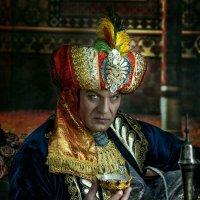 Из серии колдуны Магриба :: Вячеслав Подопросветов