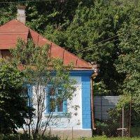 Просто дом... :: Олег Афанасьевич Сергеев