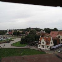 Вид из башни Каунасского замка :: Оксана Кошелева
