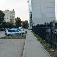 дворики Новосибирска :: Света Кондрашова