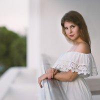 Девушка в белом :: Алекс Римский