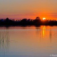 Штрихи к закату :: Сергей