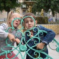 Прогулка с детьми в Твери :: Ирина Журавлева
