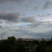 Рассветный вальс сентября :: ВАЛЕРИЙ