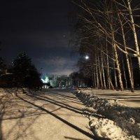 НГПУ (ночь) :: Татьяна Трухалева