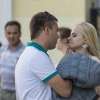 История одного поцелуя #3 :: Александр Степовой