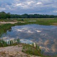 Озеро :: Дмитрий Сиялов