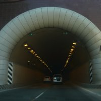 Въезжаем в туннель :: Надежда