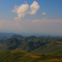 Верхняя Мара. Гора Кёкле-Кая (Синяя скала) :: Vladimir 070549