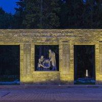 Мемориальное кладбище.  Ижевск – город в котором я живу! :: Владимир Максимов