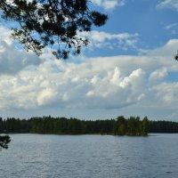 Водные дали :: Николай Танаев
