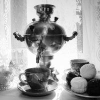 Утро на даче :: Елена Миронова