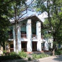 Дом с колоннами. :: Сергей Касимов
