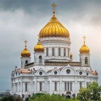 Храм Христа Спасителя :: Александр Афромеев