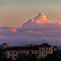 Закат в Гродно :: Ирина Яздан Мехр