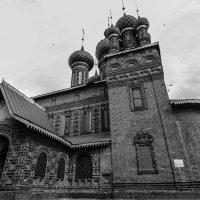 Церковь Иоанна Предтечи. Ярославль. :: Сергей Тагиров