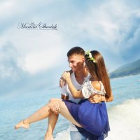Дмитрий и Виктория :: Марина Щуцких