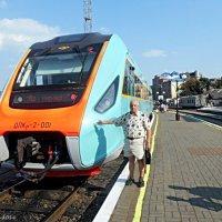 Це наш український потяг :: Степан Карачко