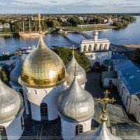 Софийский собор в Великом Новгороде :: Павел Москалёв