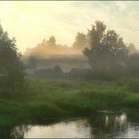 Под покрывалом тумана. :: Екатерина Артамонова