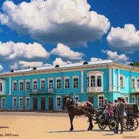 Лето в Новоторжском уезде :: Александр Горбунов