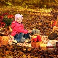 Золотая осень :: Лина Трофимова