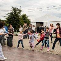 Урок танцев-3 :: Владимир Безбородов