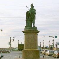Памятник Суворову. :: Лия ☼