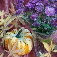 Осеннее настроение... :: марина ковшова