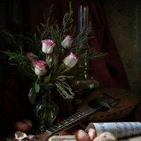 Менуэт для трех персиков :: Карачкова Татьяна
