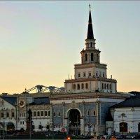 Москва. Пять утра... :: Кай-8 (Ярослав) Забелин