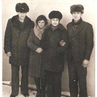Я  и моя родня :: Миша Любчик