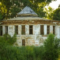 Старая спасательная станция! :: Ирина Антоновна