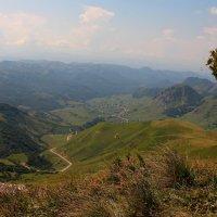 Перевал Гум-Баши. Маринское ущелье. :: Vladimir 070549