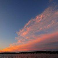 Небо на закате :: Сергей Тагиров
