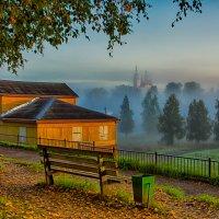 Туман над Тотьмой :: Андрей Нестеренко