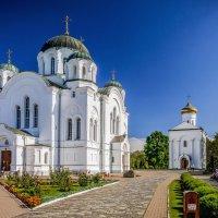 Спасо-Ефросиниевский монастырь.Полоцк. :: Александр Рамус