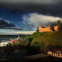Сентябрь в старинном городе NN/ :: Denis Makarenko