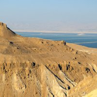 Мертвое море Израиль :: Александр Липовецкий