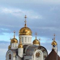 Магнитогорск  Храм  Вознесения... :: Александр Поздеев