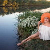 Тёплая осень... ) :: Райская птица Бородина