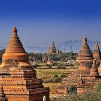 Мьянма. Храмы Старго Багана :: Андрей Левин