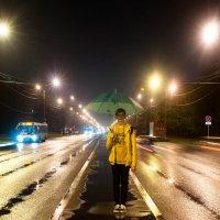 Ночь, улица, фонарь... :: Екатерина Куликова